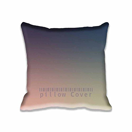 Set of 2 Perfect Cotton Bedding Pillow Case Cool Twitter Design - 1