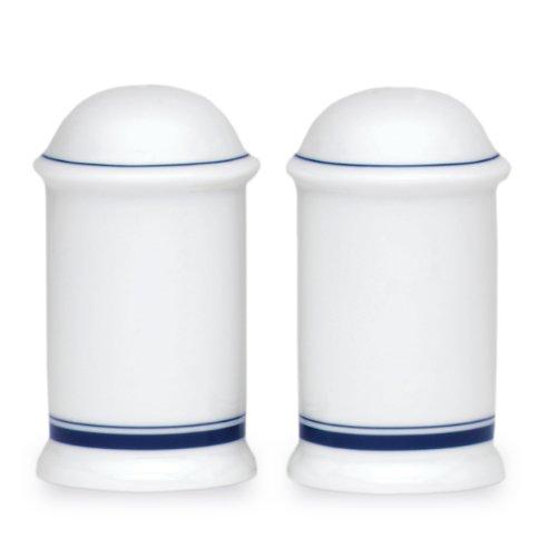 (Dansk Christianshavn Blue Salt and Pepper Shakers)
