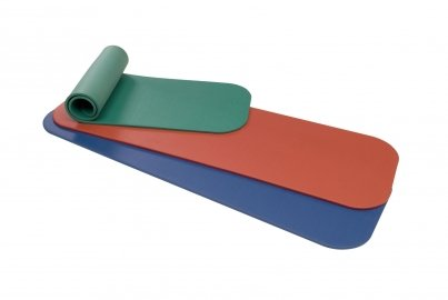 Airex Coronella Professional Quality Exercise Mat Red - 72''L x 23'' W x .6''H