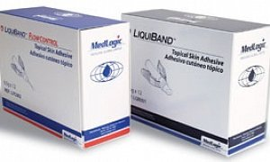 Medline Liquiband Flow Control Adhesive 72 Case