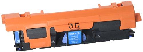 Xerox Remanufactured Cyan Toner Cartridge, Alternative for HP C9701A Q3961A 121A 122A, 4200 Yield (006R01286)