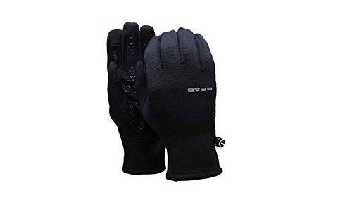Head Unisex Ultrafit SENSATEC Technology Touchscreen Glove - Black (Medium)