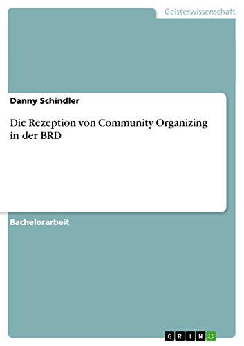 die-rezeption-von-community-organizing-in-der-brd-german-edition