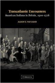Libros En Para Descargar Transatlantic Encounters: American Indians In Britain, 1500–1776 PDF Android