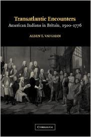 Descargar Ebooks Torrent Transatlantic Encounters: American Indians In Britain, 1500–1776 Archivos PDF