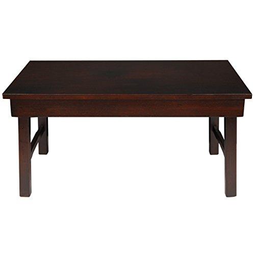 - Oriental Furniture Rosewood Korean Tea Table