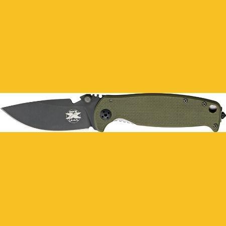 HEST/F 2.0 Folder Olive Drab RH, Outdoor Stuffs