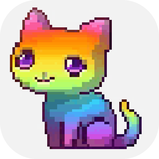 cat coloring - 8