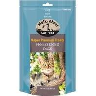 WALK ABOUT CAT FREEZE DRIED FOOD 6/2 Oz