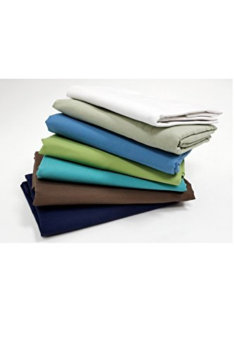 """Multiple Colors - Body Pillowcase- 200 Thread Count 21""""x 54"""""""