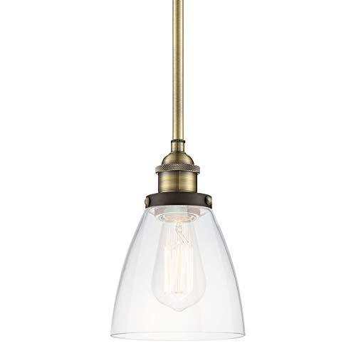Antique Brass Light Pendant in US - 7