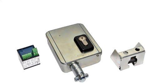 Viro V09 (puerta corredera cerradura eléctrica): Amazon.es: Bricolaje y herramientas