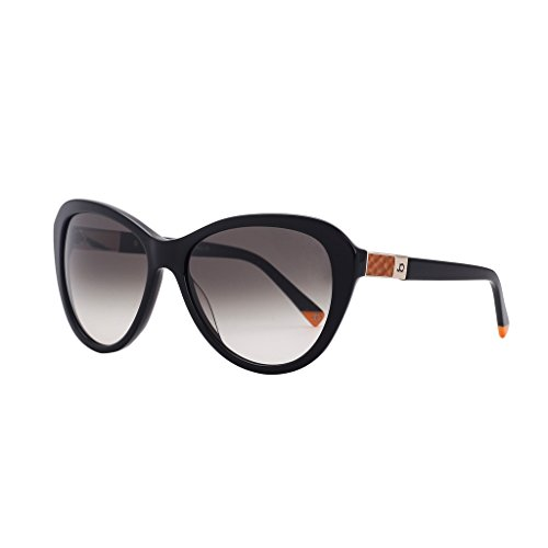 JO Designer Womens Cateye Round Acetate CR 39 Sunglasses with Carl Zeiss Lens J5105 - Carl Glasses Lenses Zeiss