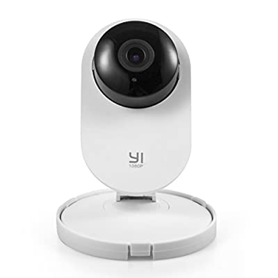 Deyard Wall Mount for YI Home Camera , with 360 degree swivel to secure YI 1080p/720p Home Camera