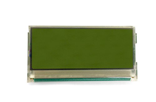 122x32-Yellow-Green-STN-Graphic-Display-LCD-Module-with-Custom-Connector