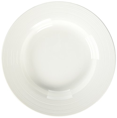 - Maxwell and Williams Basics Cirque Rim Soup Bowl, 9-Inch, White