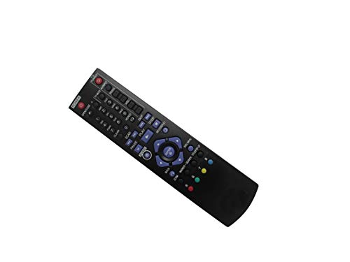 HCDZ Replacement Remote Control for LG BD300 BD300N BD390 BC390V-N BD530 BD550C BD550 BD560C BD390C Network Blu-Ray Disc Player