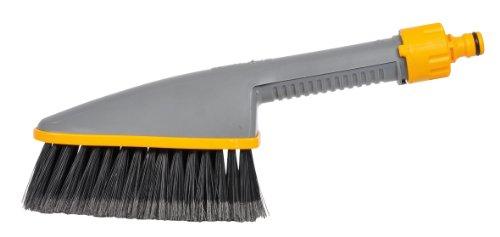 Hozelock Short Car Brush with Soapsticks