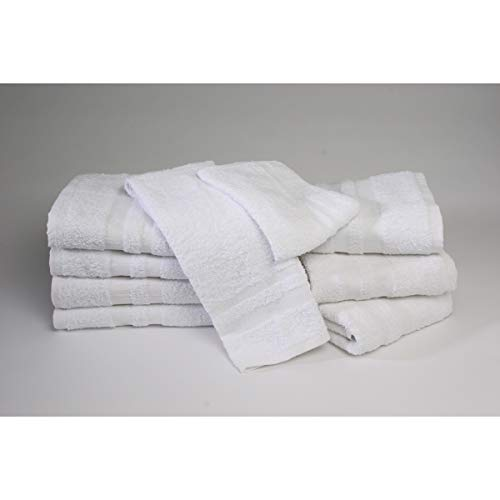 Blue Marlin All Ring Spun 86% Cotton/ 14% Poly Bath Towel 22' X 44