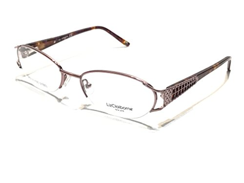 (Liz Claiborne L372 FJ6 Shiny Wine Eyeglasses Frames 52-17-130 )
