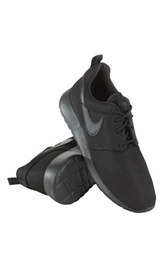 All Black Shoes For School - 9