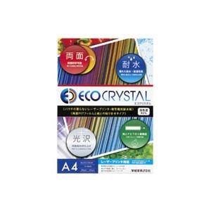 (業務用50セット) 十千万 耐水紙エコクリスタル ECO-230-A4 10枚 B07PF8779T