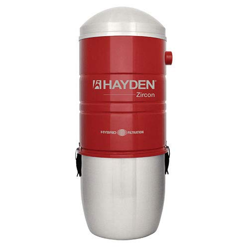 Zircon Hybrid Central Vacuum Power Unit by Hayden AHAYDEN1A