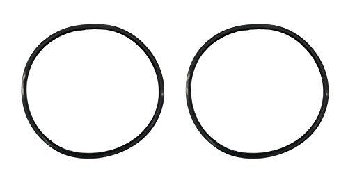 (2) Gasket for Mirro S-9892 Pressure Cooker Replacement 4, 6 and 8 QT Models by (Mirro Replacement Pressure Cooker Gasket)