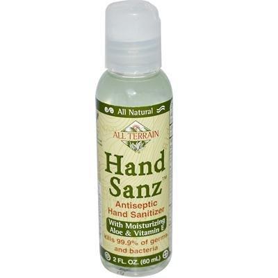 - ALL TERRAIN, Hand Sanz w/Aloe & Vitamin E - 2 fl oz
