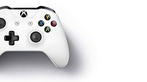 Microsoft Xbox One S 1TB Console with Xbox One Wireless Controller - Robot White 7