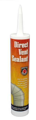 MEECO'S RED DEVIL 615 Direct Vent Sealant Direct Stoves