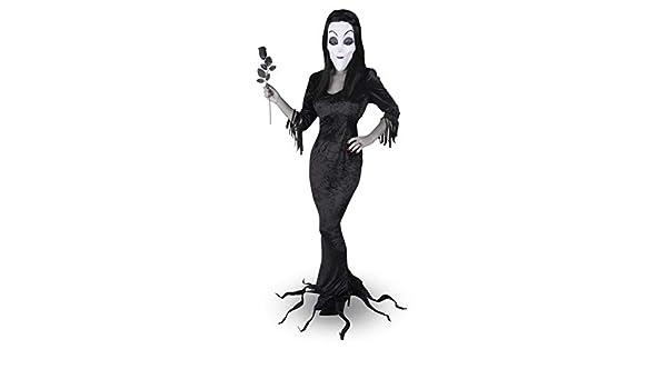 my other me Disfraz de Morticia Addams para Mujer (S): Amazon.es ...