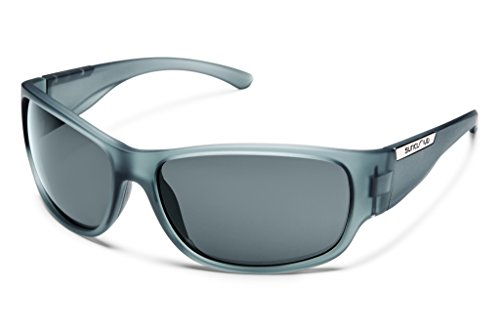 Gray Polarized Lens Sunglasses - 9
