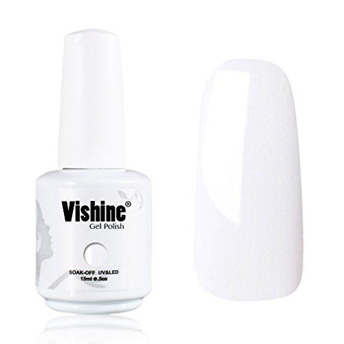 Vishine Gelpolish Professional UV LED Soak Off Varnish Color