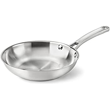 Calphalon Classic Stainless Steel Cookware, Fry Pan, 8-inch