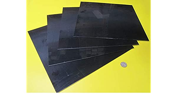 """DELRIN PLASTIC SHEET 1//4/"""" THICK 12/"""" X 12/"""""""