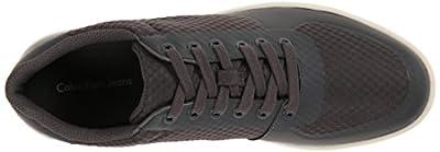 CK Jeans Men's Morton Mesh Fashion Sneaker