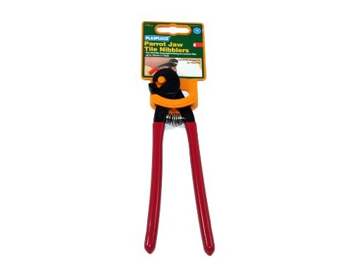 Parrot Jaw Tile Edge Nippers by PLASPLUGS