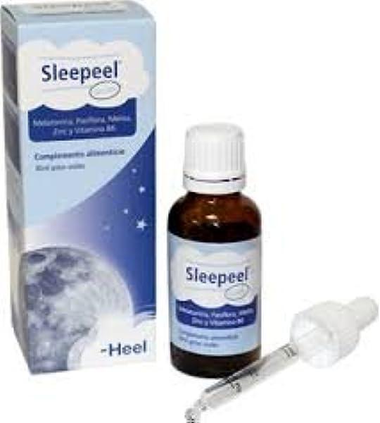 Heel Sleepeel Gotas - 30 ml: Amazon.es: Salud y cuidado personal