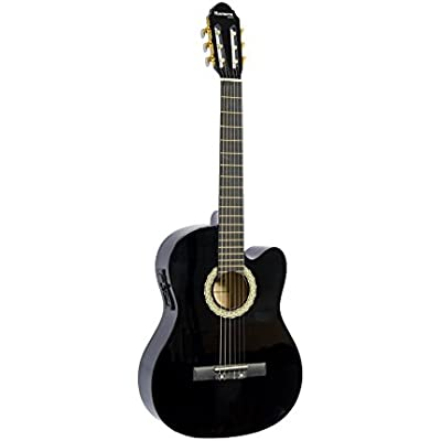 full-size-39-inch-black-nylon-string