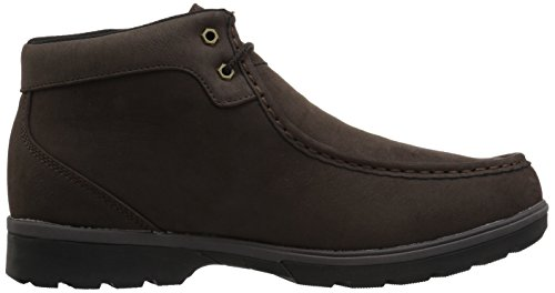 Men's Moc Fashion Zeo Brown Black Dark Brown Boot Mid Lugz ZEwdId
