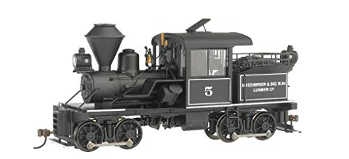 On30 14-Ton Stearns-Heisler with DCC, Greenbriar
