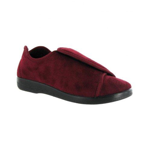 Gbs Walton Touch-vastmaak Slipper / Unisex Slippers Bordeaux