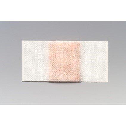 PolyMem Adhesive Cloth-Backed Dressing - 2 x 4 - Strip - Box