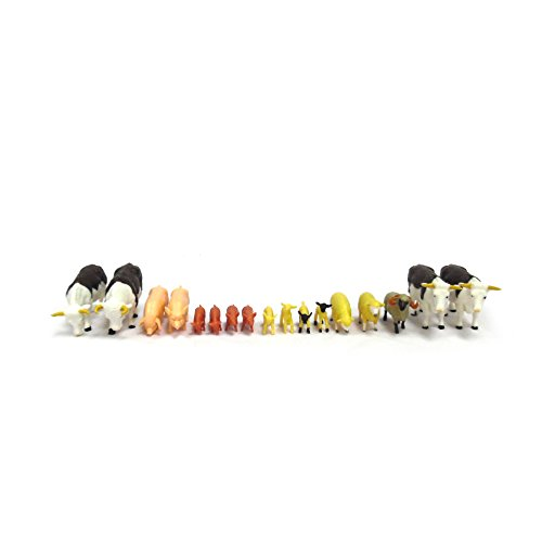 Britains 1/32 Mixed Animal Value Pack