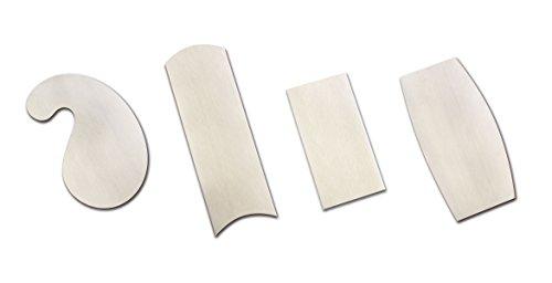 Pax Shaped Cabinet Scraper Set