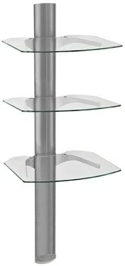 Omnimount Tria 3 estantes para estantería componentes AV - Platinum