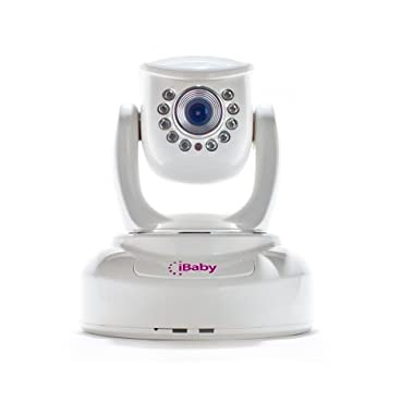 iBaby Monitor M3 WiFi Digital Video Monitor with Night Vision and Two-way Audio for iPhone and Android