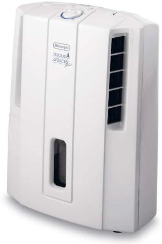 Delonghi DES 14 - Deshumidificador para habitaciones hasta 65 m³ ...