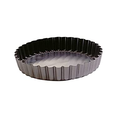 Nordic Ware Pro-Form Quiche and Tart Pan, Interior 9.875 Inch x 1.75 Inch